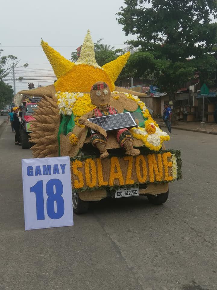 Solazone Philipin tại lễ hội sầu riêng