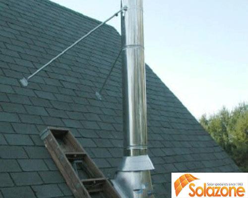 Ống thông gió mái nhà ngày càng phổ biến