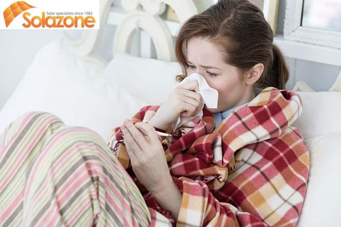 độ ẩm cao ảnh hưởng đến sức khỏe