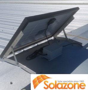 Pin phụ kiện máy làm mát Solazone