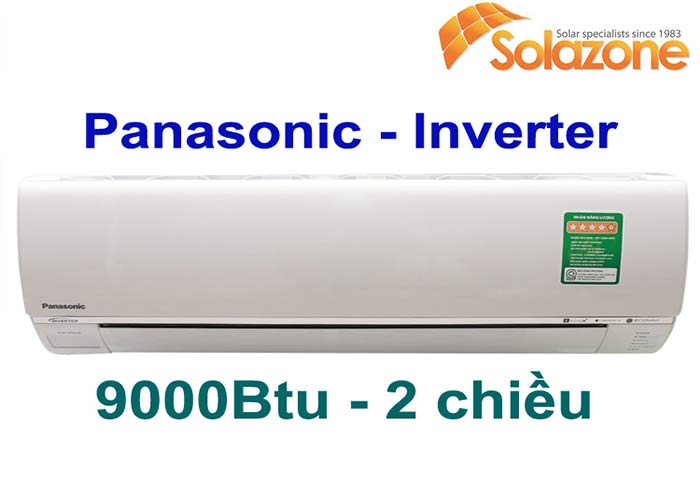Điều hòa Panasonic Inverter 2 chiều 9.000BTU YZ9SKH-8