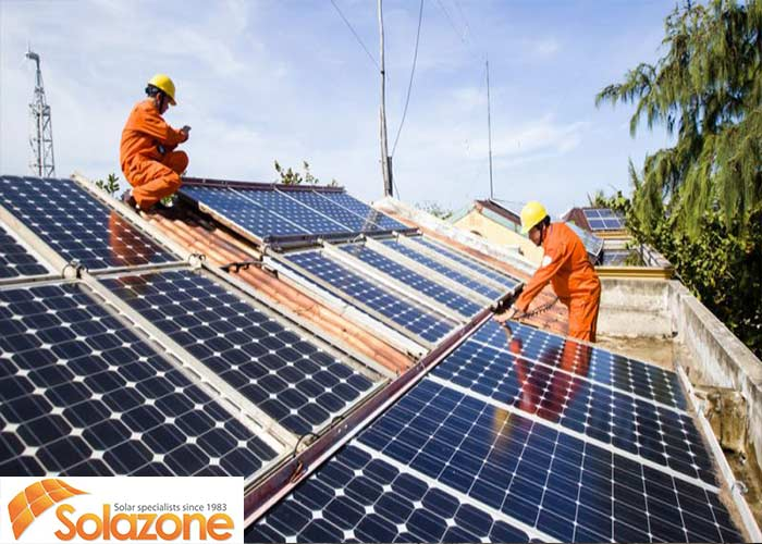 Dự án Pin năng lượng mặt trời tại Trung tâm y tế Tam kỳ-Quảng Nam