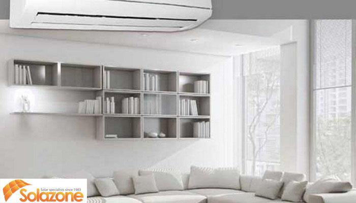 Chọn điều hòa 2 chiều phù hợp với diện tích căn phòng