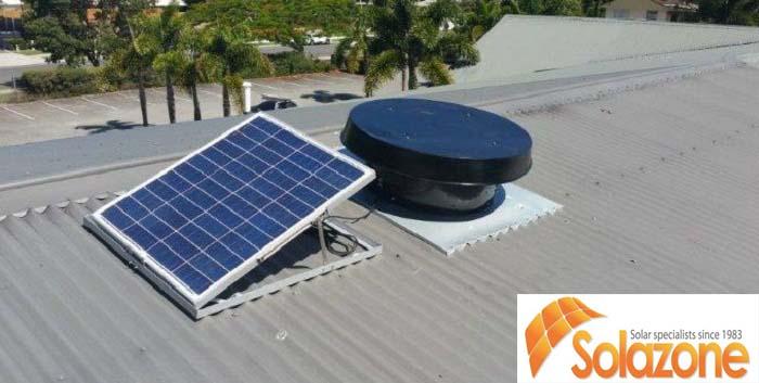 Có nên sử dụng thiết bị làm mát năng lượng mặt trời?