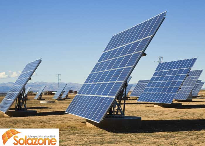 Pin mặt trời - công nghệ ngày càng được chú trọng