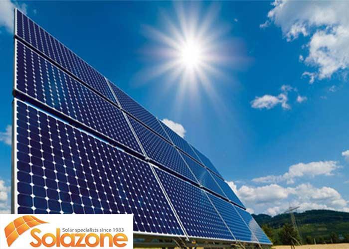 pin mặt trời hoạt động như thế nào