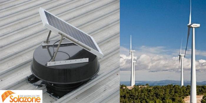 thiết bị làm mát Solazone năng lượng mặt trời